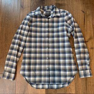 Burton Dryride flannel Small